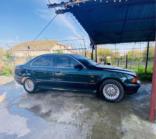 BMW E39 2.0 газ/бензин