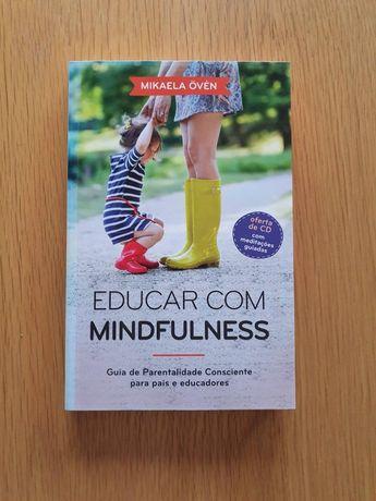 LIVRO +CD Educar com Mindfulness_Mikaela Övén