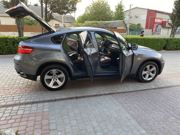 BMW X6 3.5D 2008