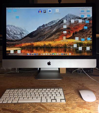 """iMac 27"""" 3,06Ghz Intel Core 2 Duo 8gb RAM cały komplet OKAZJA"""