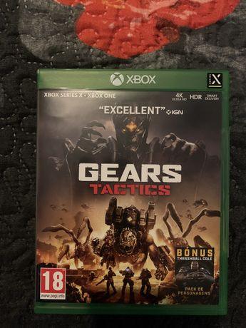 Gears tactics xbox one e series x com dlc igac