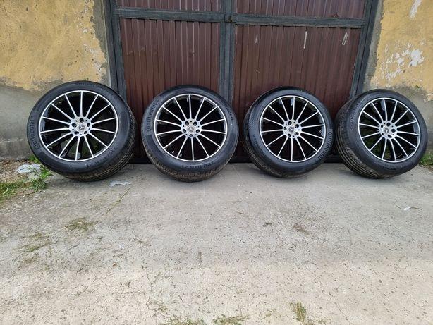 Диски R21 Mercedes GLE GLS W167