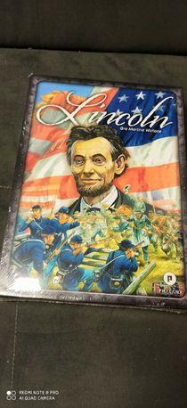 Lincoln - gra planszowa strategiczna dla młodzieży i dorosłych