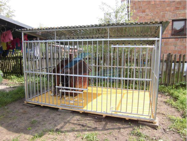 Kojec dla psa 2.5x2,5 dowolne wymiary na zamówienie PRODUCENT dowóz