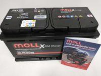 Akumulator Moll X-tra Charge 84100, 12V 100Ah 850A