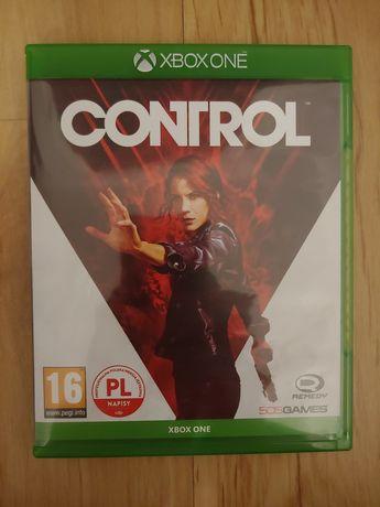 Control PL Xbox One