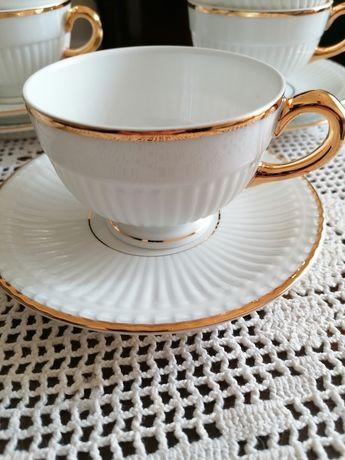 Conjunto 6 chávenas  chá SP Coimbra