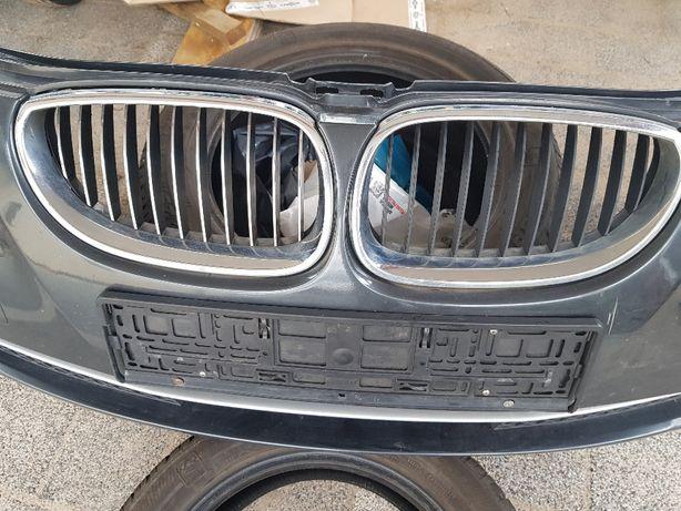 BMW E60/61 zderzak przedni kompletny Lift