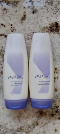 Avon Spirit oraz  balsam do ciała Crystal Aura unikat