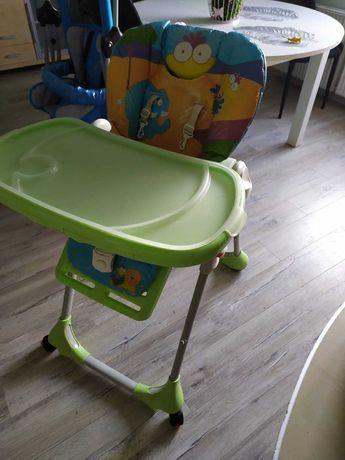 Krzesełko do karmienia!