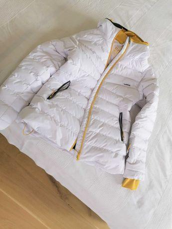 kurtka narciarska wedze biała L