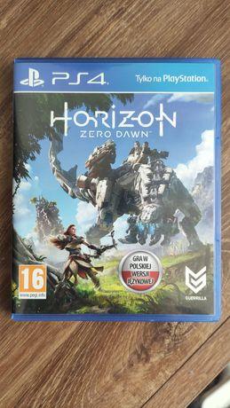 Horizon Zero Dawn PL PS4 jak nowa