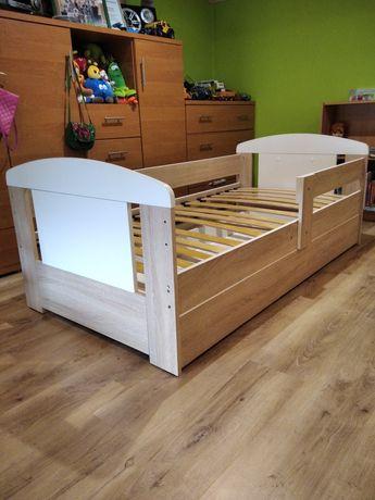 Łóżko dziecięce z szufladą 164x85