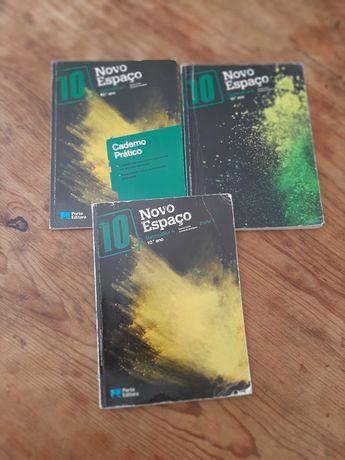 Manual de Matemática 10 ano