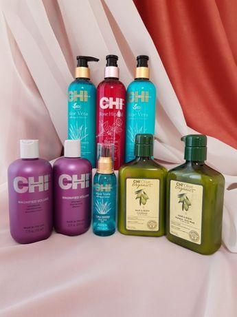 Набор CHI Chi Aloe Vera Chi Rose Hip Oil шампунь+кондиционер по 340 мл