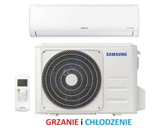 Ogrzewanie Samsung AR35 3,5 kW klimatyzator klimatyzacja + montaż