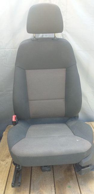 Tapicerka fotela kierowcy Opel Vectra c