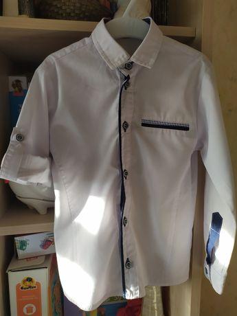 Koszula smyk 110-116