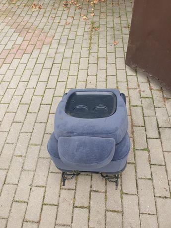 Fotel do samochodu
