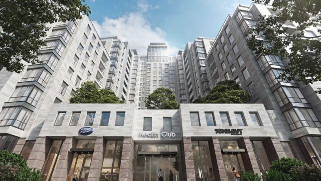 Однокомнатная квартира в ЖК бизнес класса Crystal Park Tower