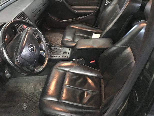 Interior Completo Pele Mercedes W202 Carrinha