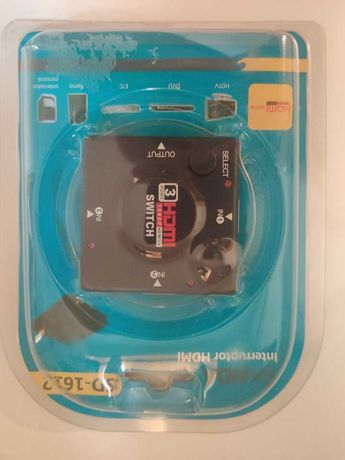 Mini HDMI Switcher Sanda