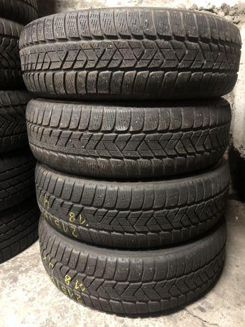215/65 R17 Pirelli Scorpion Winter б.у Зима Склад Шин из Германии