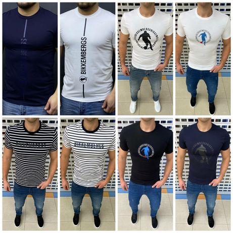 Мужские футболки Bekkembergs