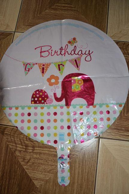 Balon na hel urodzinowy, 18 cali