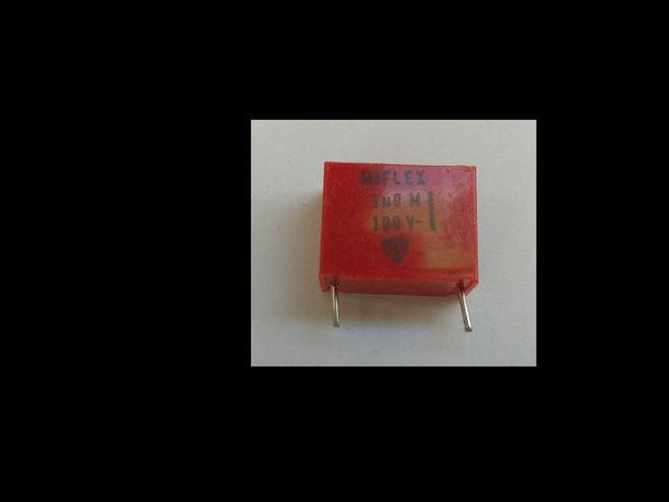 Kondensator MKSE 1uF/100V MIFLEX