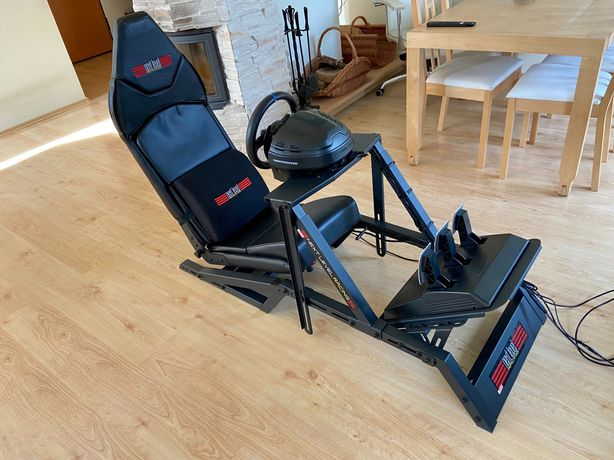 Thrustmaster T300 RS GT + Next Level Racing F-GT