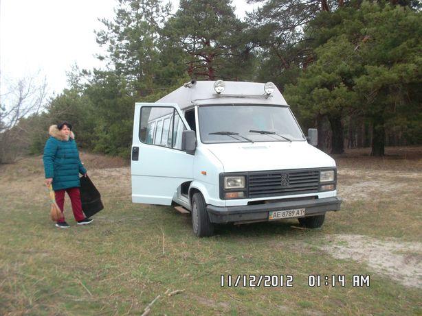 микроавтобус peugeot j5