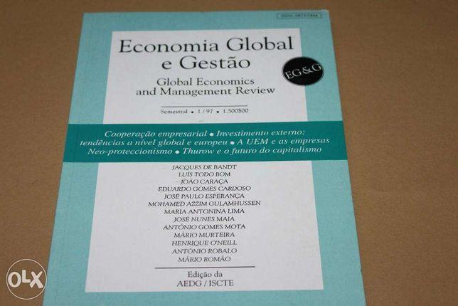 Economia Global e Gestão