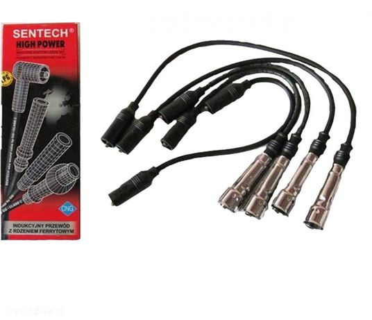 Przewody SENTECH AUDI 80,100,Coupe,80 Quattro 8084