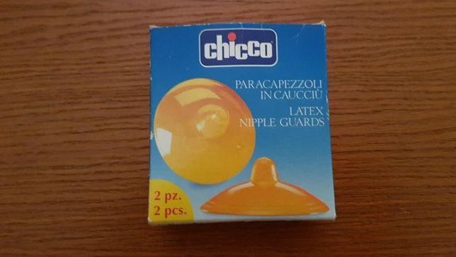 Protetor de seio em Latex Chicco