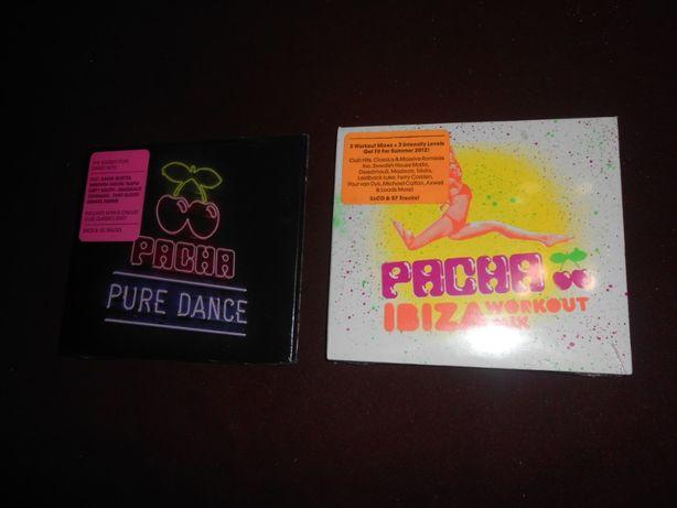 Dois CDs triplos -Pacha/Novos e selados-3 euros cada artigo