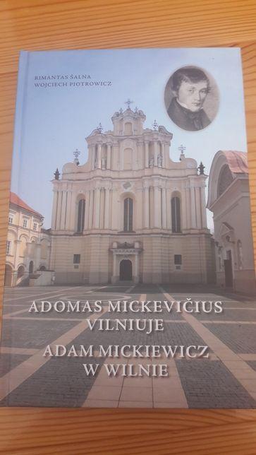 Adam Mickiewicz w Wilnie