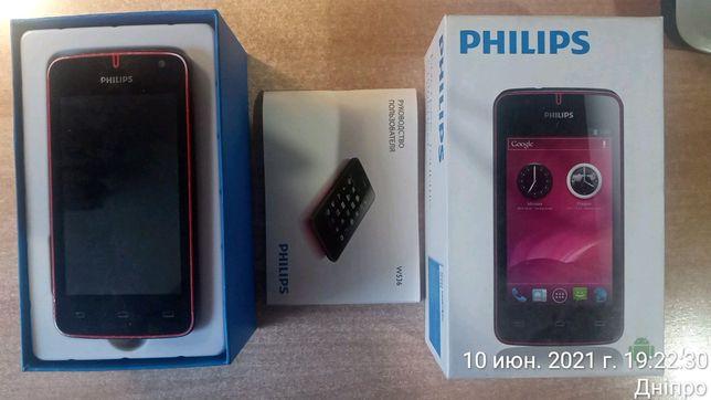 Обмен Philips w536