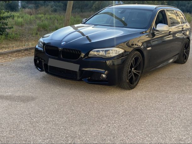 BMW 520d  184 cv Pack M