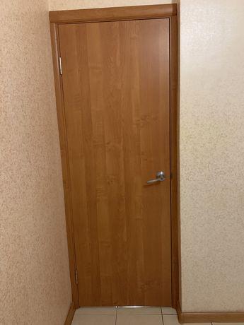 Продам двери б/у 5 шт.