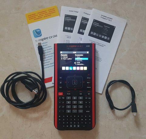 Calculadora Texas Instruments TI-nspire CX II-T CAS