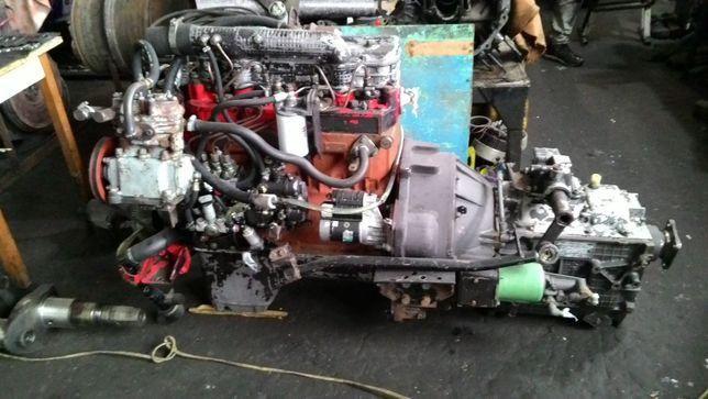 Двигатель переоборудование Д-245.30 Е2 156,4 л.с. ЗиЛ, ПАЗ, ГАЗ, МТЗ,