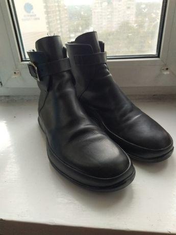 Люксовые ботинки Cesare Paciotti.Made in Italy. .Р44 29 см