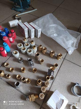 Materiały hydrauliczne