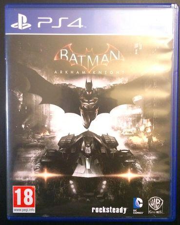 Batman Arkham Knight   Gra na PS4 (PL)