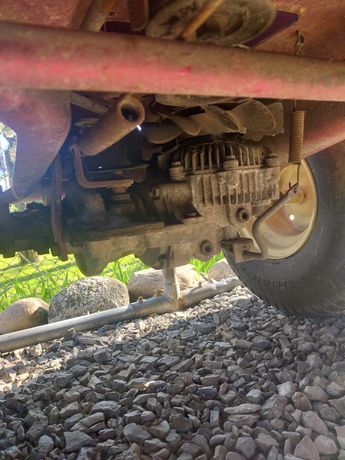 Kosiarka traktorek Murray skrzynia hst silnik 16km