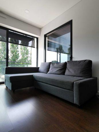 Sofá novo com chaise-longue