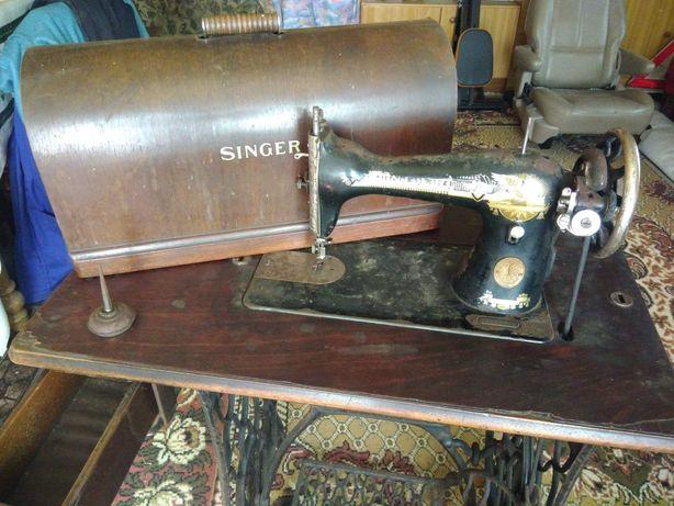 maszyna SINGER z 1927 roku