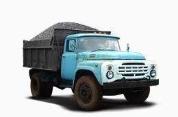 Вывоз мусора, доставка песка, щебень, бетон