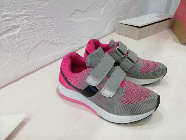 Adidasy, buty sportowe ombre rozm. 27, - 17,8 cm